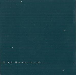 Haruomi Hosono – N. D. E