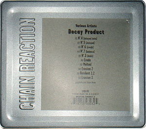 Various Artists - Decay Product