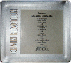 Substance – Session Elements